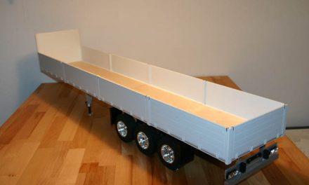 Baustoffaufbau 100 cm – Veromagestell