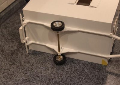 Bauwagen - Rötzschke Modellbau