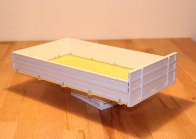 Mulde für Kommunalkipper - Rötzschke Modellbau