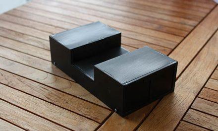 Palettenkasten für Tieflader