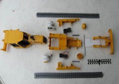 Umbau - Modellbau Rötzschke
