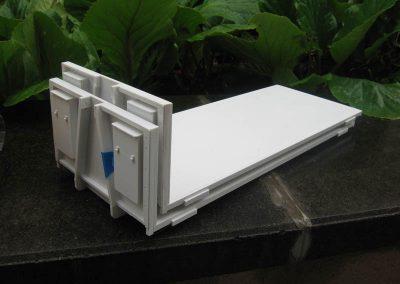 Flat Mulde - Modellbau Rötzschke