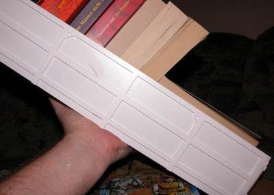 Mittelhohe Abrollmulde - Modellbau Rötzschke